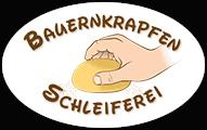 Bauernkrapfen-Schleiferei Logo