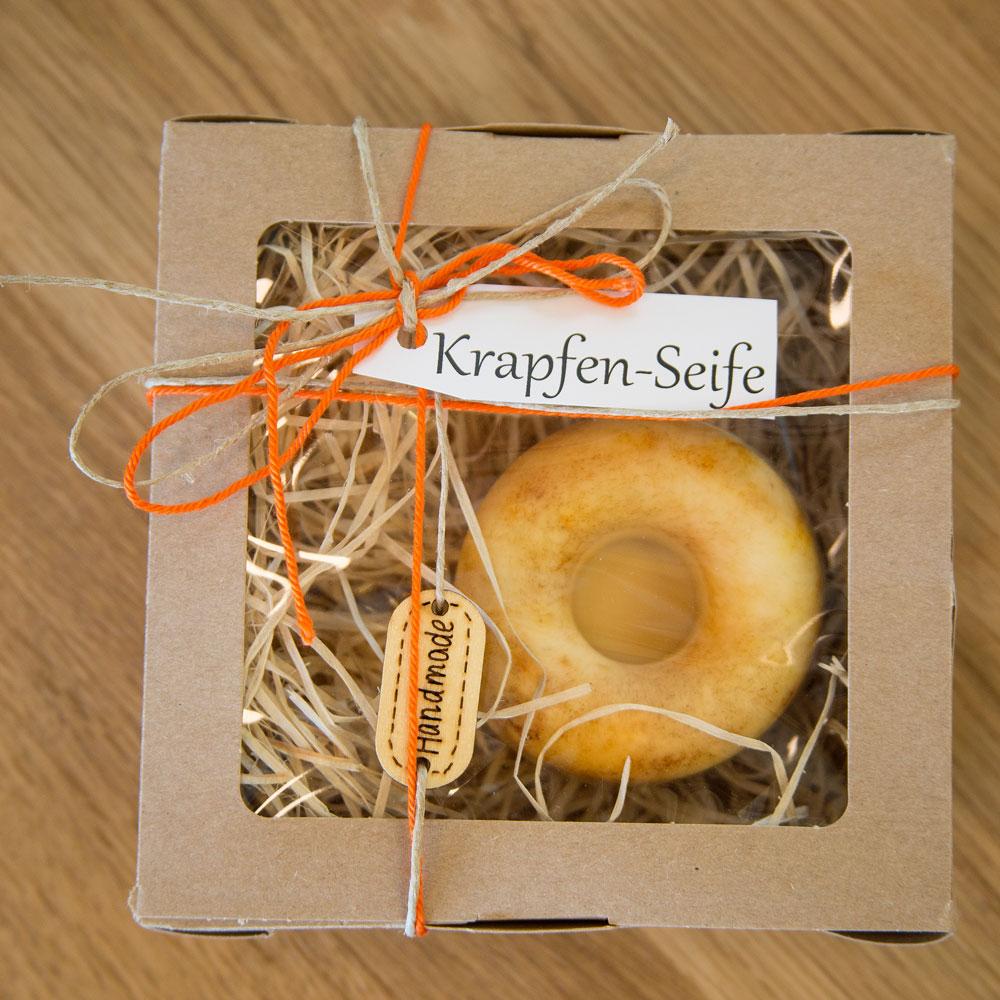 Bauernkrapfen-Seife
